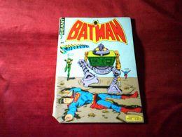 BATMAN GEANT  N° 7 ET SUPERMAN - Batman