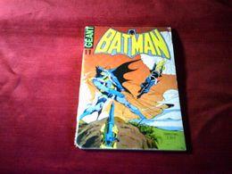 BATMAN GEANT  N° 11 RANCON TROIS MILLIONS DE DOLLARDS - Batman