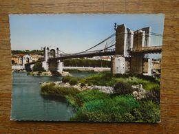 Saint Andéol , Le Pont Sur Le Rhône - France