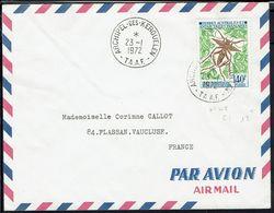 TAAF - Affranchissement 140 F Sur Enveloppe Archipel-des -Kerguelen 23-1-1972 Vers La France - TB - - French Southern And Antarctic Territories (TAAF)