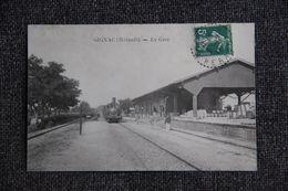 GIGNAC - La Gare - Gignac