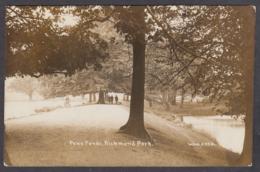 110908/ RICHMOND, Park, Penn Ponds - London Suburbs