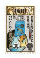 RWANDA»1980»UNUSED - 1980-89: Used