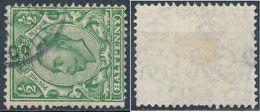 SG 346c, Sideways Watermark (see Description) - Used Stamps