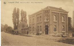 Lovegnée (Huy)  Hôtel De La Meuse - Hoei