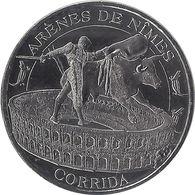 2015 MDP387 - NIMES - La Corrida (Argent) / MONNAIE DE PARIS - Monnaie De Paris