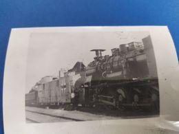 2 WK Foto Russland Wehrmacht Panzerzug Reichbahn - 1939-45