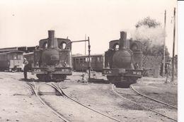 Lot 7 Cp  - Photos Locomotives, Motrices Et Wagons Chemin De Fer Des Côtes Du Nord - St-Brieuc Et St-Quy Portrieux - Autres Communes