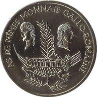 2011 MDP395 - NIMES - As De Nimes Monnaie Romaine / MONNAIE DE PARIS - Monnaie De Paris