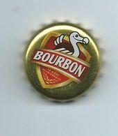B 60- CAPSULE DE BIERE - BOURBON - Bière RÉUNIONAISE - Beer