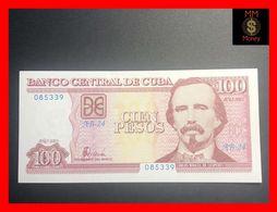 CUBA  100 Pesos  2001  P. 124  UNC - Kuba