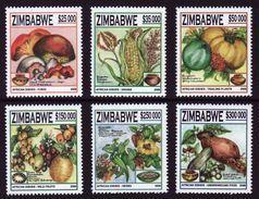 Zimbabwe 2006 African Dishes MNH / ** (Simbabwe) - Zimbabwe (1980-...)