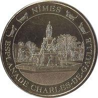 2013 MDP397 - NIMES - Esplanade Charles De Gaulle / MONNAIE DE PARIS - Monnaie De Paris