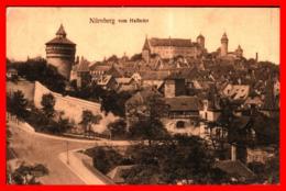 Nürnberg Vom Hallertor Ugl - Nuernberg