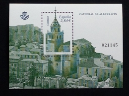 SPANIEN BLOCK 211 POSTFRISCH(MINT) KATHEDRALEN (V) 2011 ALBARACIN - Blocs & Feuillets