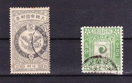 EX-PR-20-06 2 STAMPS. USED. - Corea (...-1945)