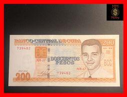 CUBA  200 Pesos  2010  P. 130  UNC - Kuba