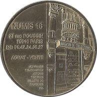 2008 MDP238 - PARIS - Numis 16 / MONNAIE DE PARIS - Monnaie De Paris