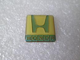PIN'S   Logo  HONDA - Honda