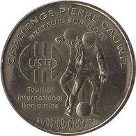 2009 MDP154 - BRETEUIL-SUR-NOYE - Challenge Pierre Cauwel / MONNAIE DE PARIS - Monnaie De Paris