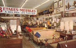 MONTREAL , Quebec , Canada , 1977 ; A. Menard LTEE , Antique Store - Montreal