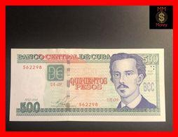CUBA  500 Pesos  2010  P. 131  UNC - Kuba