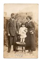 Bellegarde. Petite Famille. Cate Photo Prise A Bellegarde. - Bellegarde-sur-Valserine
