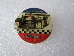 PIN'S   24 HEURES DU MANS  2000  CADILLAC - Pin's & Anstecknadeln