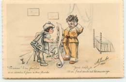 N°15508 - Jacobs - 1936 - Plagiat De Germaine Bouret - Occasions ? T'en Fais Pas .... - Autres Illustrateurs