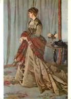 Art - Peinture - Claude Monet - Madame Gaudibert - CPM - Voir Scans Recto-Verso - Peintures & Tableaux