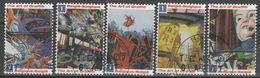 4125/4129 Graffiti Oblit/gestp - Used Stamps