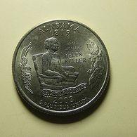 USA 1/4 Dollar 2003 D Alabama - 1999-2009: State Quarters