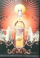 Carte Postale Publicité Bouteille De Bière Desperados - Bière