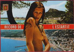 L'estartit Spain Espana Nu Nue Nackt Naakt Naked Nude Seins Nus Beautiful Girl Belle Fille Girl Erotisme Sexy Desnudas - Non Classés