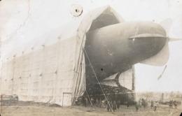 Hangar Zeppelin - Airships