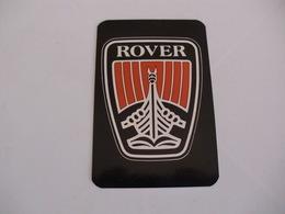 Rover Mitsubishi Maiauto Portugal Portuguese Pocket Calendar 1988 - Calendari