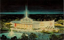 New York World's Fair 1964-1965 Pavilion Of The Vatican - Expositions