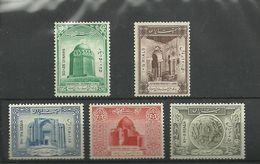 Iran 1949  Millenary Of Avicenna (  Set 3 )  MNH - Irán