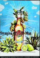 Carte Postale Publicité Bouteille De Bière Publicité  Desperados - Bière
