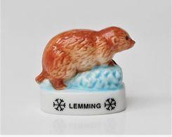 Fève ATLAS Lemming - Animaux