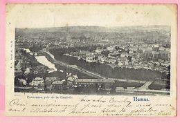 NAMUR - Panorama, Pris De La Citadelle - 1899 - Namur