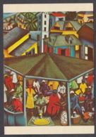 PB252/ Castera BAZILE, *Marché*, Port-au-Prince, Musée D'art Haïtien Du Collège Saint-Pierre - Malerei & Gemälde