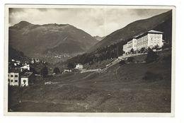 CLA083 - PONTEDILEGNO PONTE DI LEGNO BRESCIA IL GRANDE ALBERGO 1931 - Other Cities