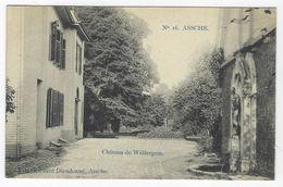 Z02 - Assche - Château De Walfergem - Asse