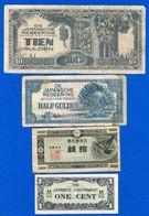 Japon  7  Billets - Japan
