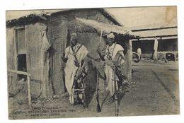 CLA088 - DAHOMEY VILLAGE IMPERIAL INTERNATIONAL EXHIBITION 1909 WHTIE CITY LONDON - Dahomey