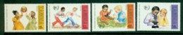 ZAMBIA 1979 Mi 209-12** International Anti-Apartheid Year [A5860] - Childhood & Youth