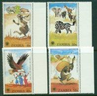 ZAMBIA 1979 Mi 205-08** International Year Of The Child [A5872] - Childhood & Youth