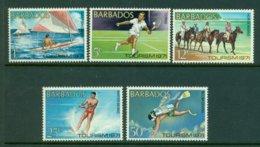 BARBADOS 1971 Mi 326-60** Tourism [A5923] - Vacaciones & Turismo