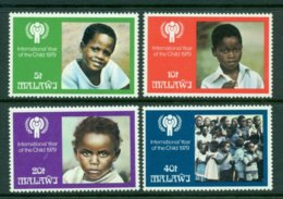 MALAWI 1979 Mi 328-31** International Year Of The Child [A5981] - Childhood & Youth